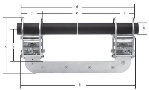 centromat® Außenzentrier-Vorrichtung Orbital
