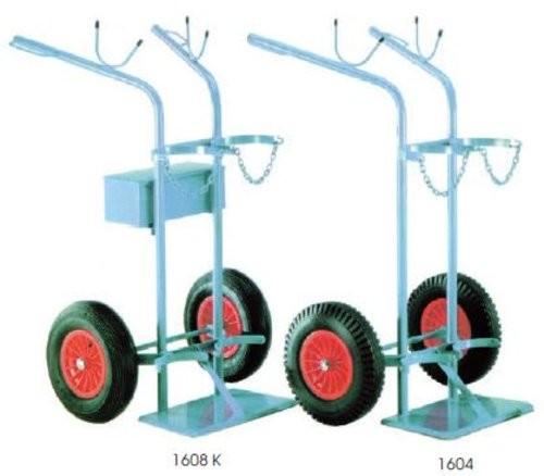 Gasflaschenwagen 2 x 50 Ltr oder 1x 50 Ltr und 1x 33 kg