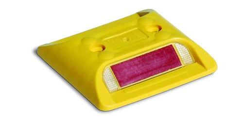 Markierungsnagel gelb 105 x 105 x 20 mm