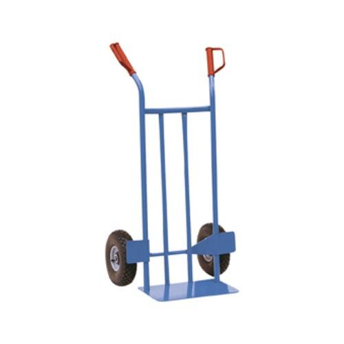 Stahlrohrsackkarre 300 mit Luftrad