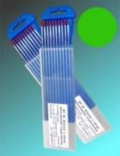 Wolframelektroden WP-00 Grün